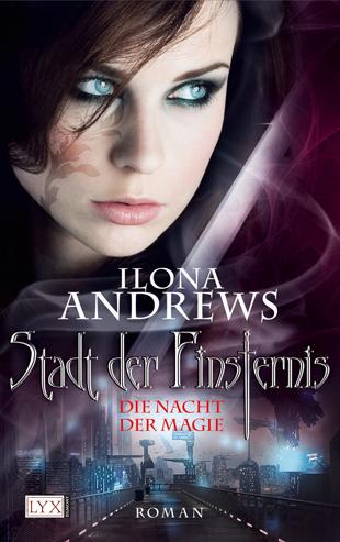 Stadt der Finsternis 01: Die Nacht der Magie - Das Cover