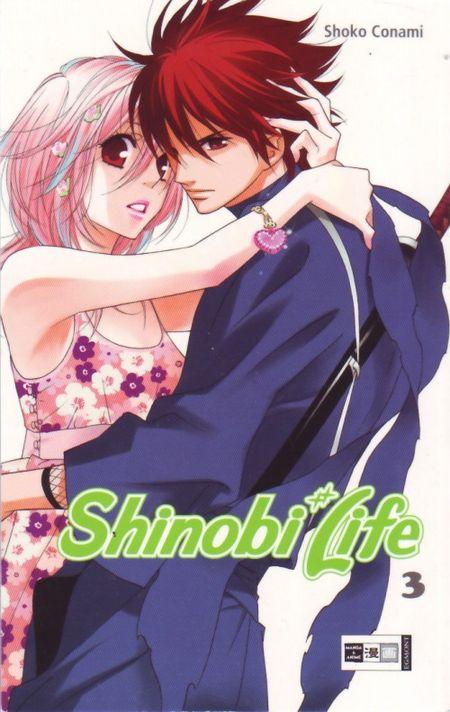 Shinobi Life 3 - Das Cover
