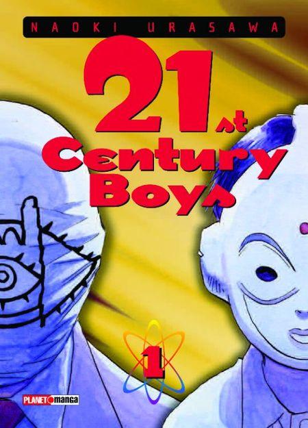21st Century Boys 1 - Das Cover