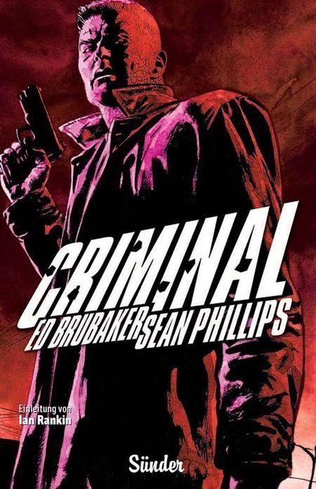 Criminal 5: Sünder - Das Cover