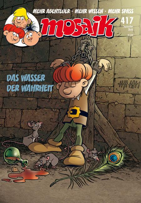 Mosaik 417 - Das Cover