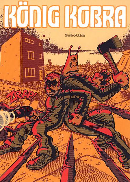König Kobra - Das Cover