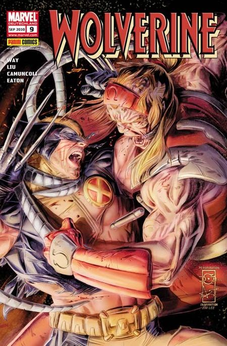 Wolverine 9 - Das Cover