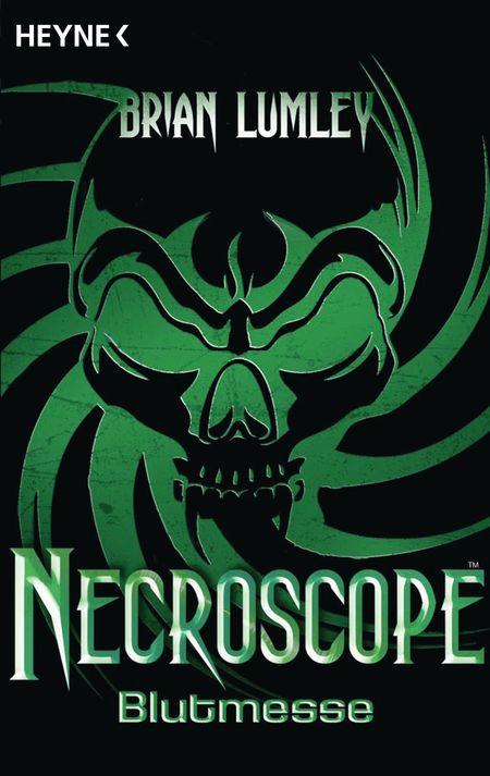 Necroscope 03: Blutmesse - Das Cover