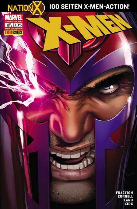 X-Men 115 - Das Cover