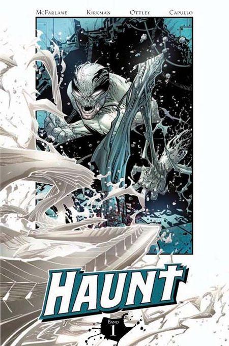 Haunt 1 - Das Cover