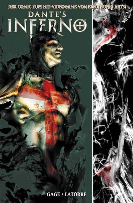 Dante's Inferno - Das Cover