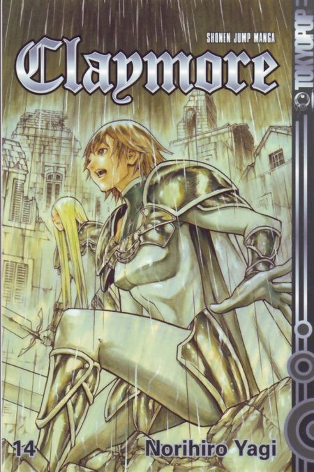 Claymore 14 - Das Cover