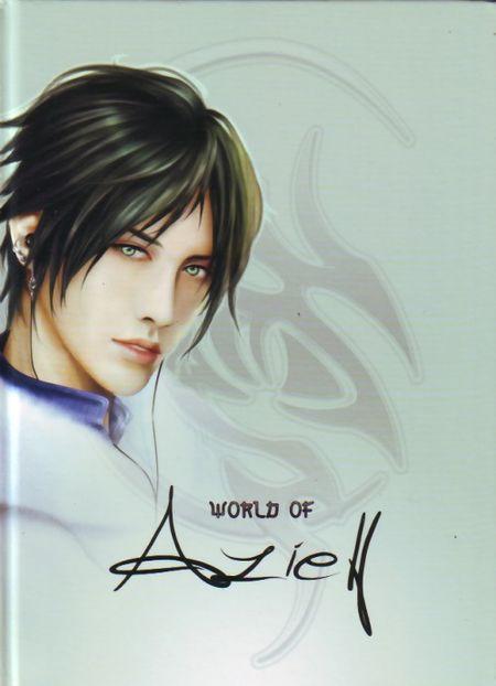 World of Aziell - Das Cover