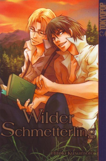 Wilder Schmetterling - Das Cover