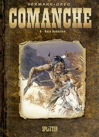 Comanche 6: Rote Rebellen - Das Cover