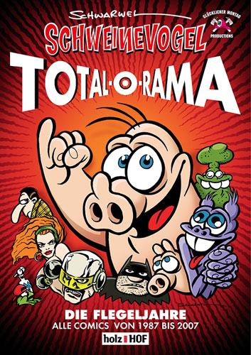 Schweinevogel Total-O-Rama - Das Cover