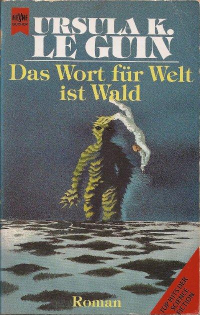 Das Wort für Welt ist Wald - Das Cover