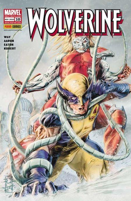 Wolverine 10 - Das Cover