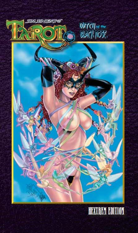 Tarot - Witch of the Black Rose - Hextrem Edition 2 - Das Cover