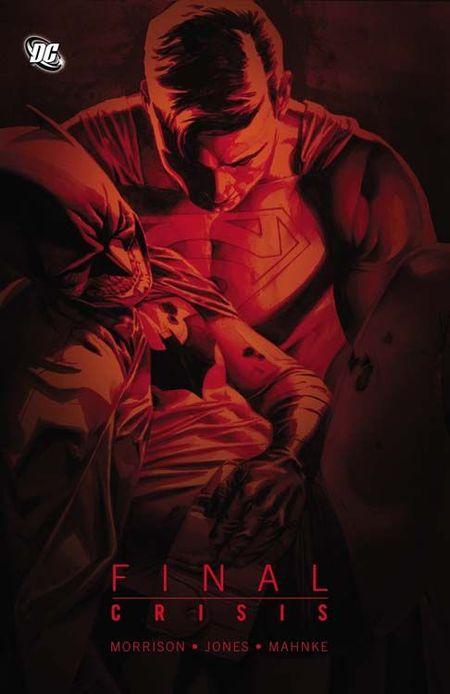 Final Crisis - Das Cover