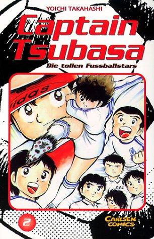 Captain Tsubasa - Die tollen Fussballstars 2 - Das Cover