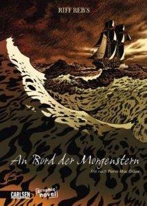 An Bord der Morgenstern - Das Cover
