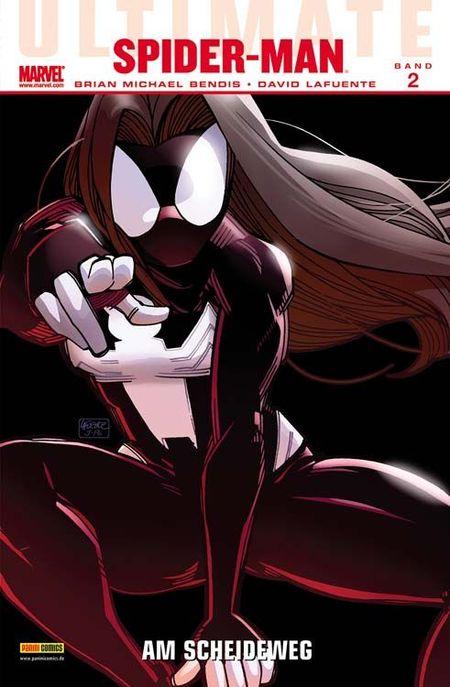 Ultimate Spider-Man 2: Am Scheideweg - Das Cover