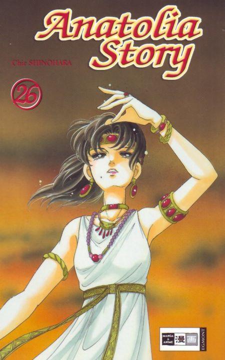 Anatolia Story 26 - Das Cover
