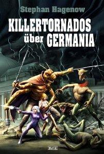Killertornados über Germania - Das Cover