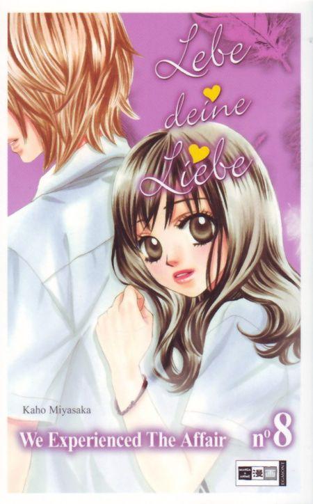 Lebe deine Liebe 8 - Das Cover
