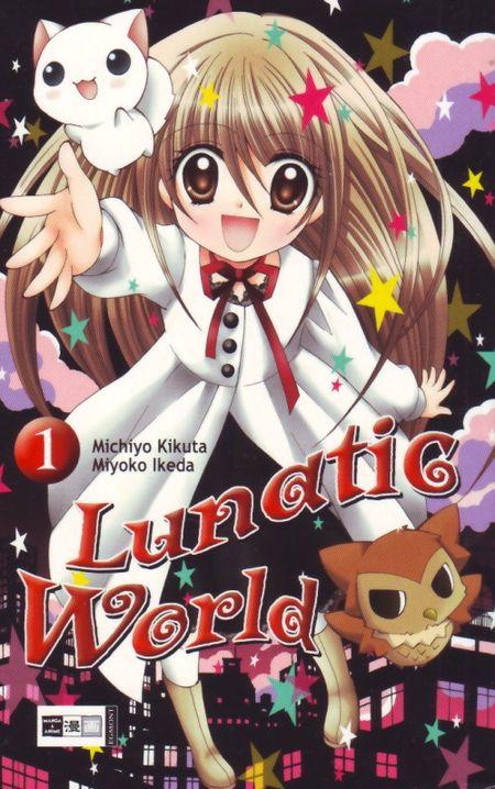 Lunatic World 1 - Das Cover
