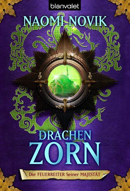 Die Feuerreiter seiner Majestät 03: Drachenzorn - Das Cover