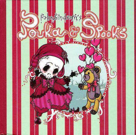 Pouka & Spooks - Das Cover