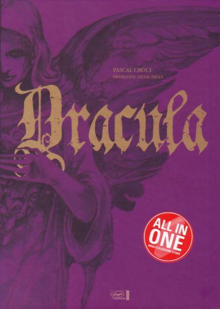 Dracula - Das Cover