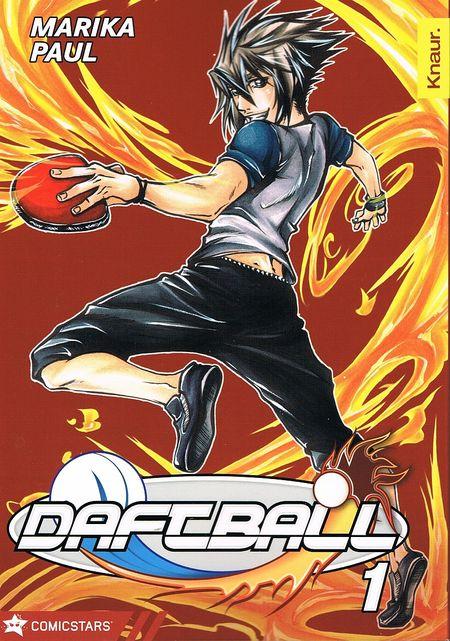 Daftball 1 - Das Cover