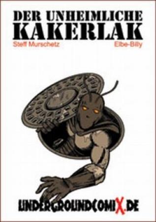 Der unheimliche Kakerlak - Das Cover