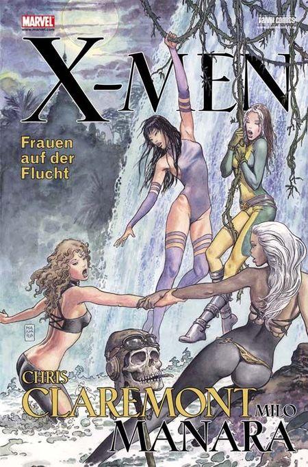 X-Men: Frauen auf der Flucht - Das Cover