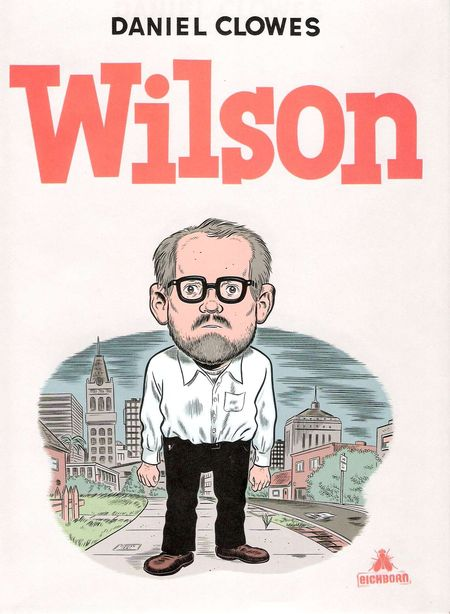 Wilson - Das Cover