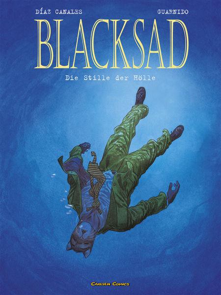 Blacksad 4: Die Stille der Hölle - Das Cover