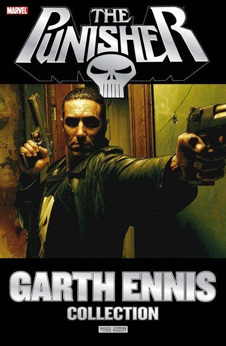 The Punisher: Garth Ennis Collection 6 - Das Cover