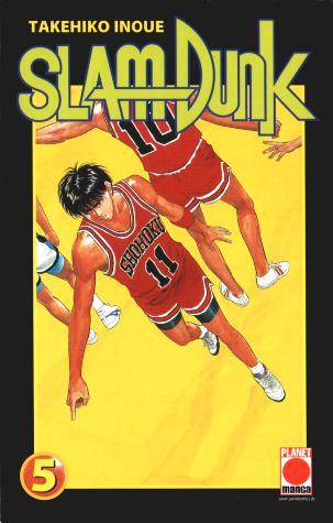 Slam Dunk (Prestige) 5 - Das Cover