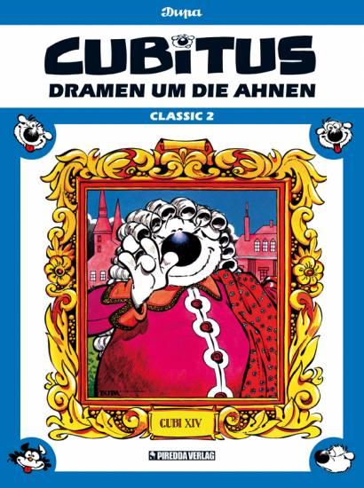 Cubitus Classic 2: Dramen um die Ahnen - Das Cover