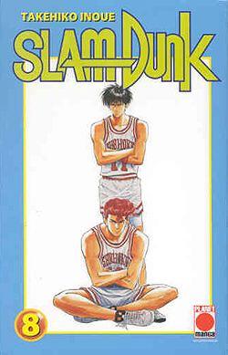 Slam Dunk (Prestige) 8 - Das Cover