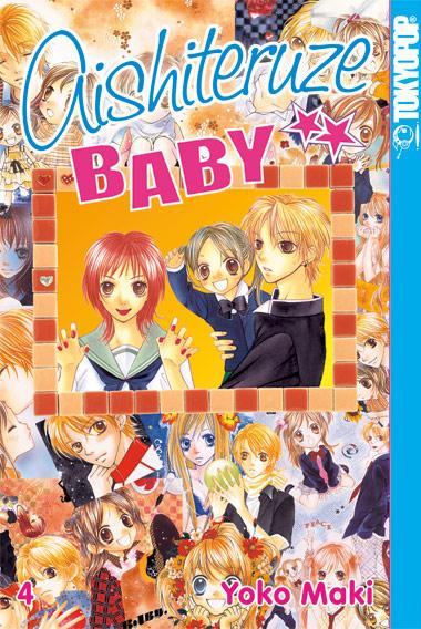 Aishiteruze Baby ** 4 - Das Cover