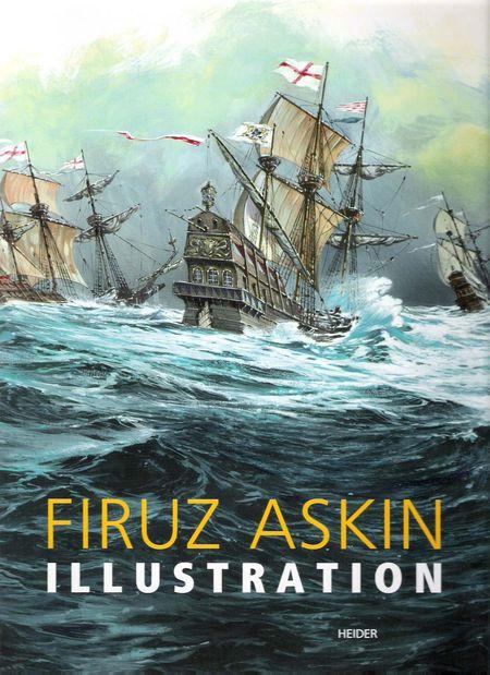 Firuz Askin - Illustration - Das Cover