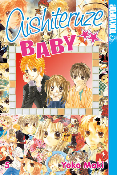 Aishiteruze Baby ** 5 - Das Cover