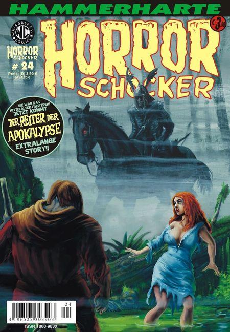 Horrorschocker 24 [I] - Das Cover