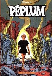 Peplum - Das Cover