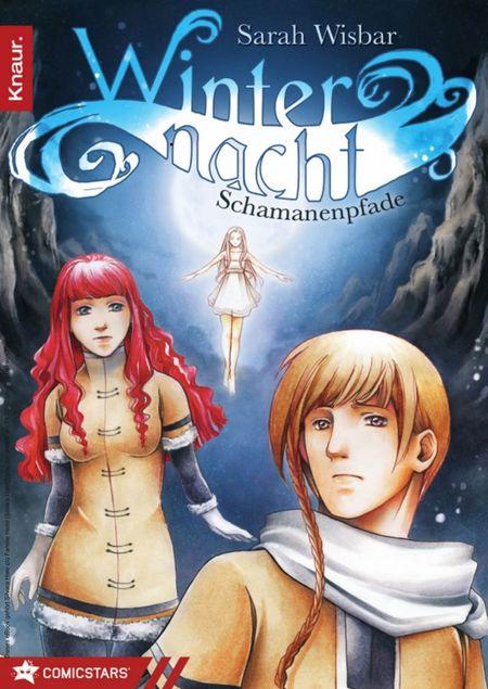 Winternacht: Schamanenpfade - Das Cover