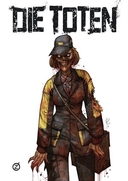Die Toten [18.10. – 28.10.2009] - Das Cover