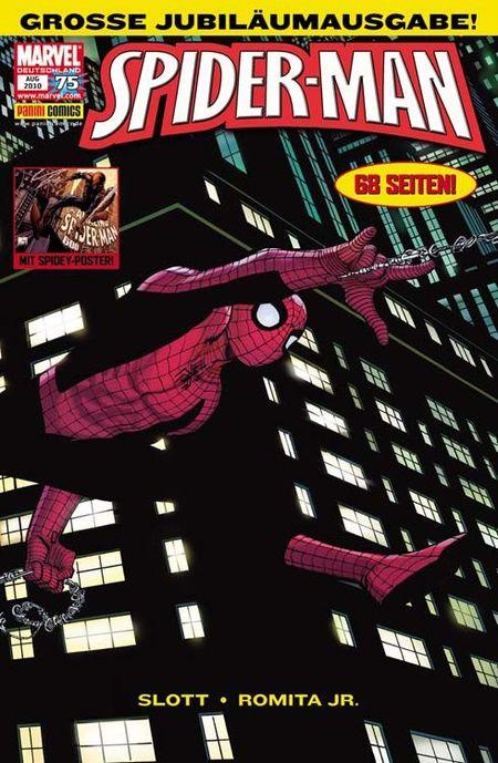 Spider-Man 75 - Das Cover