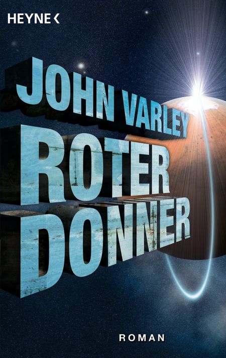 Roter Donner - Das Cover