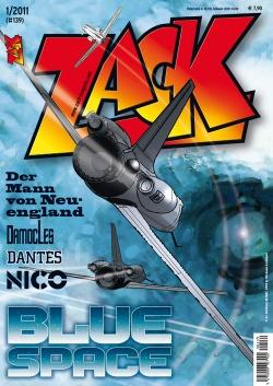 ZACK 139 (Nr. 01/2011) - Das Cover