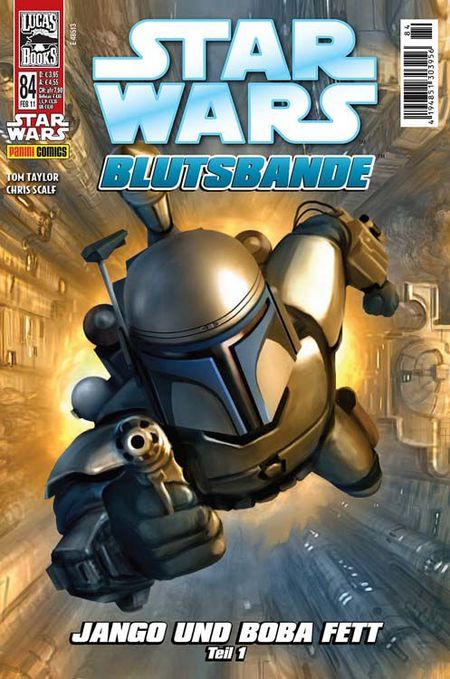 Star Wars 84 - Das Cover
